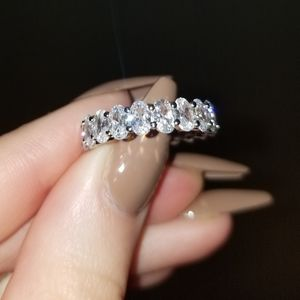 New Baguette Eternity Ring